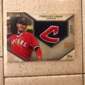 2019 Topps Baseball card